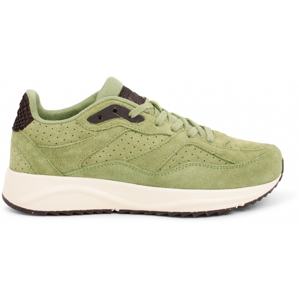 WODEN_Sneakers-minimalistic-sustainability-Sophie_Suede-WL842-306-Dusty_Olive
